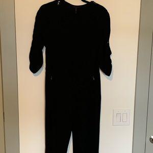 BCBGMaxazria - Black Jumpsuit